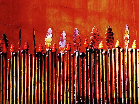 Metal Candles by Alan Socolik