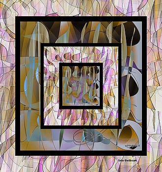 Metalic by Iris Gelbart