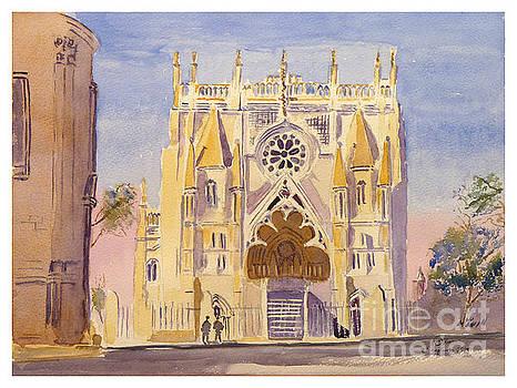 Methodist Church by Godwin Cassar
