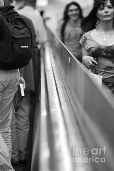 Patricia Hofmeester - Metro Paris
