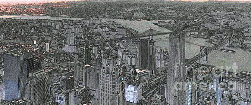 Metropolis by Scott Evers