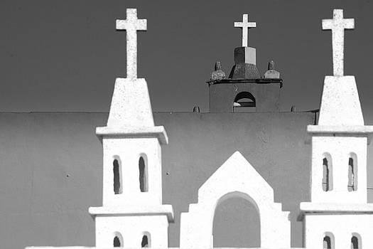 Mexican Crosses.. by Al  Swasey