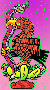 Mexican Eagle by William Krupinski