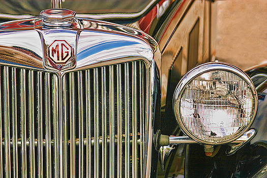 MG Grill by Vicki McLead