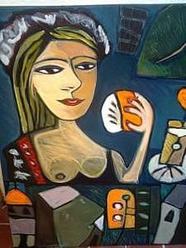 Mi Reflejo by Salvador lorenzo