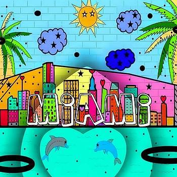 Miami by NICO BIELOW by Nico Bielow