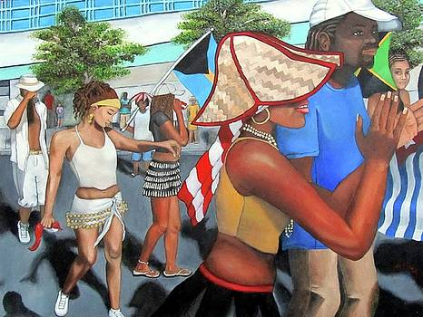 Miami Carnival by Alima Newton