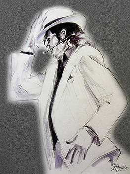 Michael Jackson - Smooth Criminal in TII by Hitomi Osanai