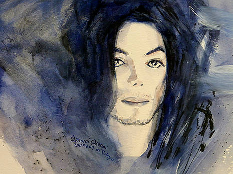 Michael Jackson - This life don't last for ever by Hitomi Osanai