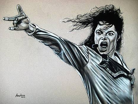 Michael Jackson by Anastasis  Anastasi