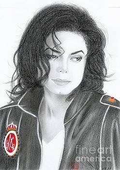 Michael Jackson #Eighteen by Eliza Lo