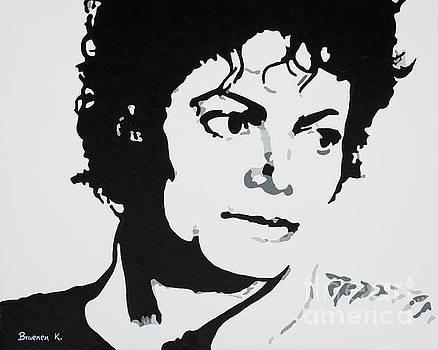 Michael Jackson by Katharina Filus
