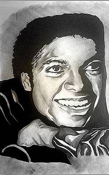 Michael Jackson by Pauline Murphy