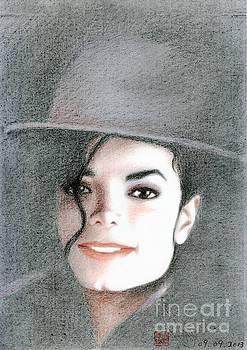 Michael Jackson #Sixteen by Eliza Lo