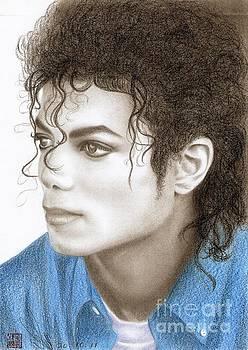 Michael Jackson #Ten by Eliza Lo