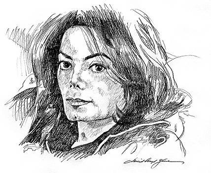 David Lloyd Glover - Michael Jackson Thoughts