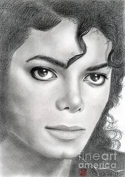 Michael Jackson #Twenty by Eliza Lo