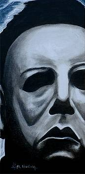 Michael Myers up close and personal by Al  Molina