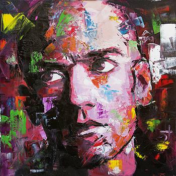 Michael Stipe by Richard Day
