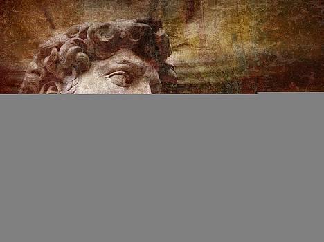 Michelangelo's David by Jen White