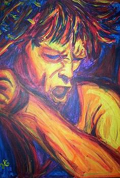 Mick by Hannah Curran