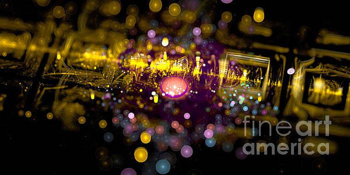 Microscopic VIII - IT by Sandra Hoefer