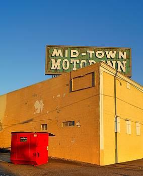 Mid-Town Motor Inn by Rodney Williams