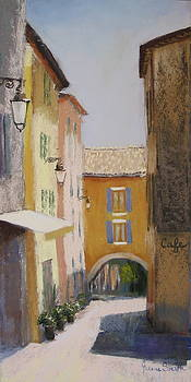 Midi in Valbonne by Jeanne Rosier Smith