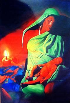 Midnight Baby Cry by Eziagulu Chukwunonso