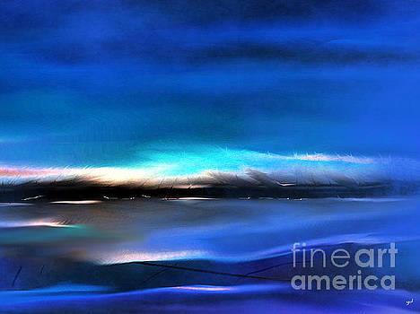 Midnight Blue by Yul Olaivar