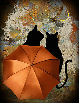 Midnight love by Rumiana Nikolova