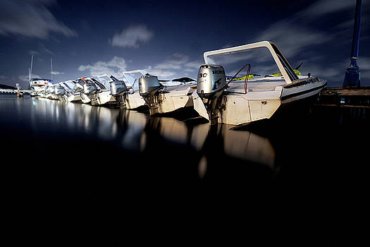 Midnight Motors by Mike Lindwasser Photography