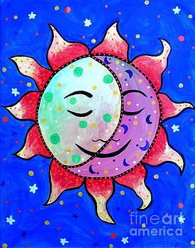 PRISTINE CARTERA TURKUS - MIDNIGHT SUN AND MOON
