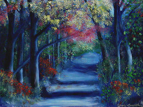 Midnight Walk by Alexis Baranek