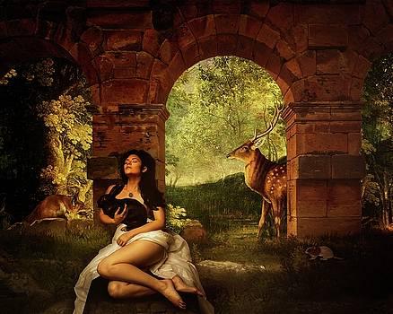 Midsummer Slumber by Terry Fleckney