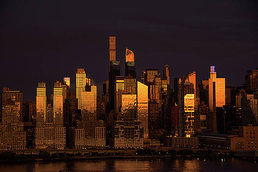 Midtown NYC by Zina Zinchik