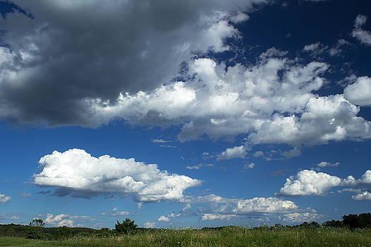 Midwest Sky by Amanda Kiplinger