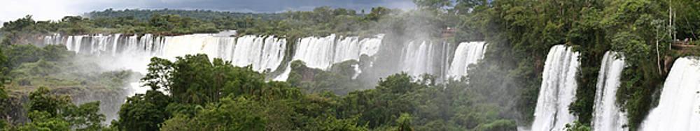 Mighty Iguazu by Andrei Fried