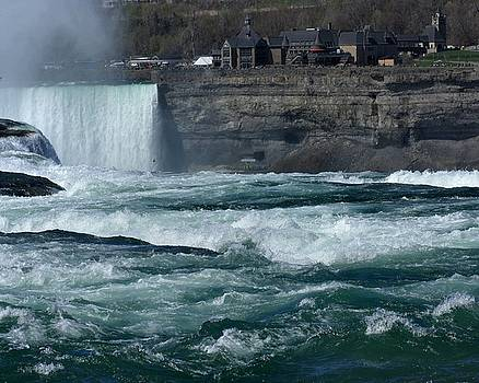 Mighty Niagara by Gothicrow Images