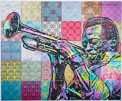 Miles Sketches of Spain by Dean Russo