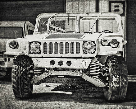 Military Jeep by Emily Kay