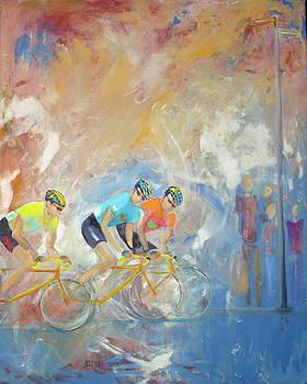 Milk Race by Robin Zuege