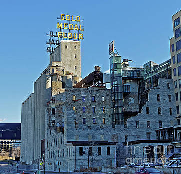 Mill City Museum by Natural Focal Point Photography