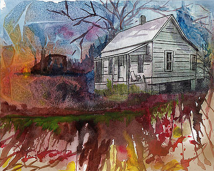 Mill House by Edith Hardaway