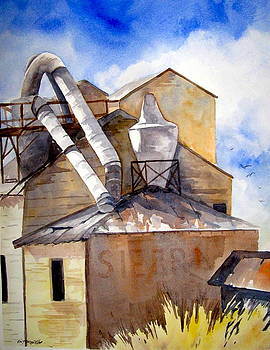 Mill Keeler CA by Pat Crowther