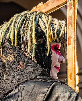 Kathleen K Parker - Mime in the Frame- NOLA