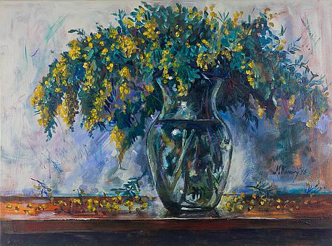 Mimosa by Maxim Komissarchik