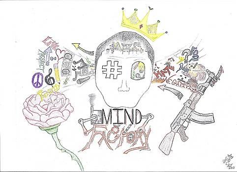 Mind Factory by Devrryn Jenkins