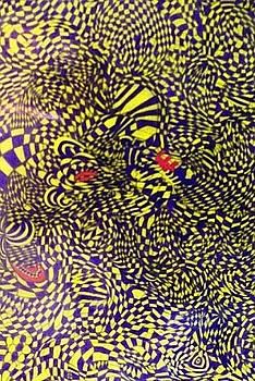 Mind Kaleidoscope 1 by Jonathon Hansen