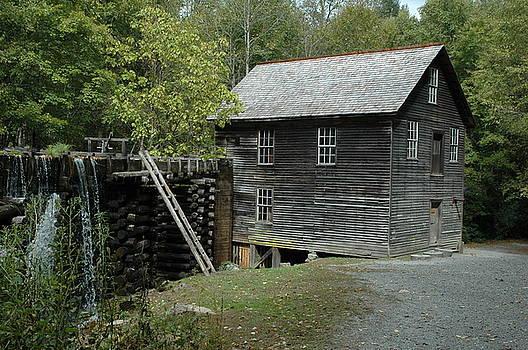 Mingus Mill by Kathy Schumann